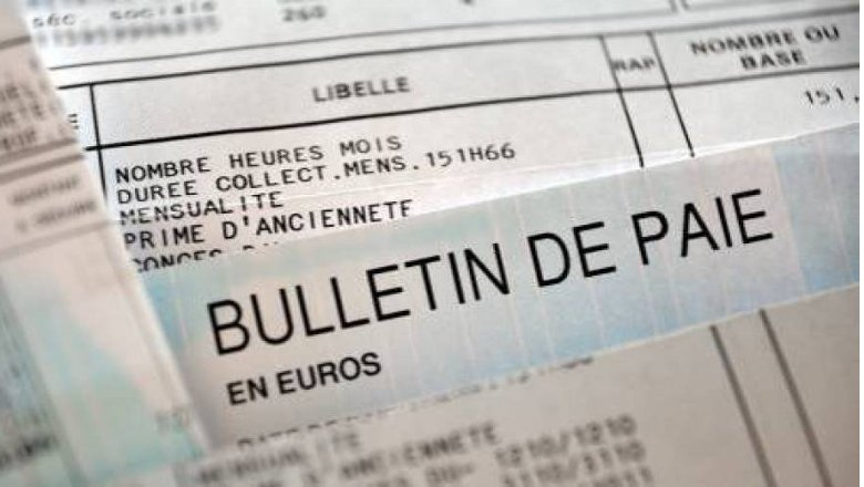 bulletin paie
