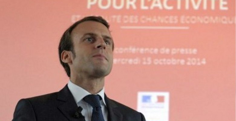 Macron promet d'assouplir le statut d'auto-entrepreneur