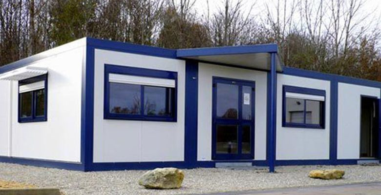 Les bâtiments modulaires et leurs utilisations sur les chantiers